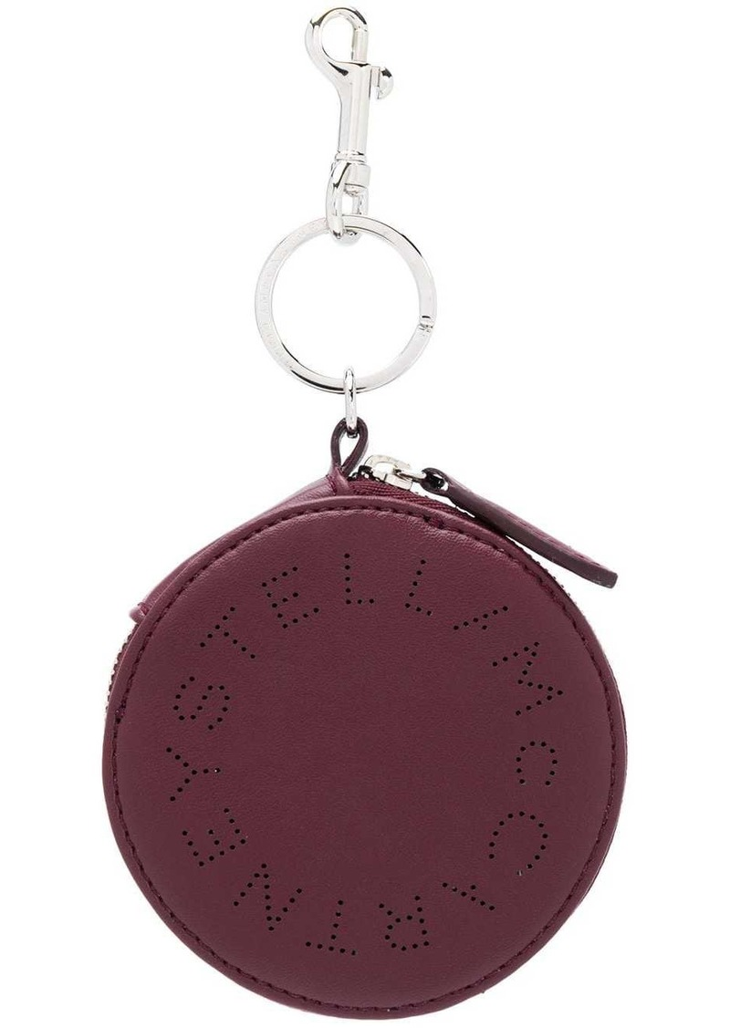 Stella McCartney Stella logo coin purse