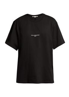 Stella McCartney 2001 printed cotton T-shirt