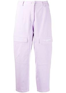 Stella McCartney 2001. straight-leg jeans