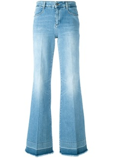 Stella McCartney 70's flared jeans - Blue
