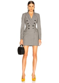Stella McCartney Alison Double Breasted Blazer Dress