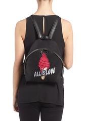 cdf1fbe300a9 Stella McCartney All Is Love Backpack Stella McCartney All Is Love Backpack