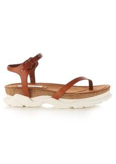 Stella McCartney Altea faux-leather sandals