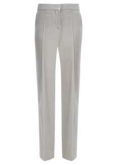 Stella McCartney Anna mid-rise straight-leg wool trousers