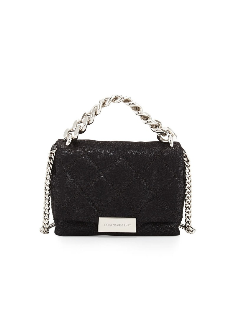 a5298904b61a Stella McCartney Bex Small Quilted Crossbody Bag
