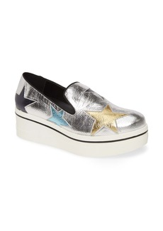 Stella McCartney Binx Logo Platform Slip-On Sneaker (Women)