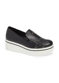 Stella McCartney Binx Star Stud Platform Sneaker (Women)