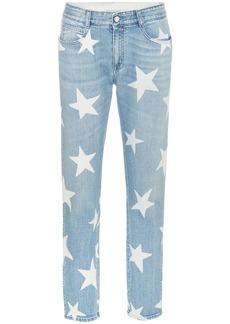 Stella McCartney Boyfriend Star jeans - Blue