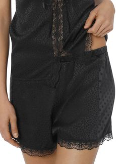 Stella McCartney Camellia Daring Shorts