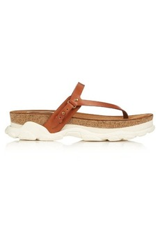 Stella McCartney Canyon faux-leather slip-on sandals