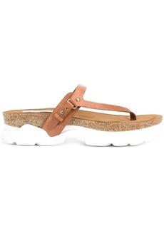Stella McCartney 'Canyon' slip-on sandals - Brown