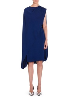 Stella McCartney Cape Overlay Dress