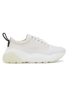 Stella McCartney Chunky-sole textile trainers