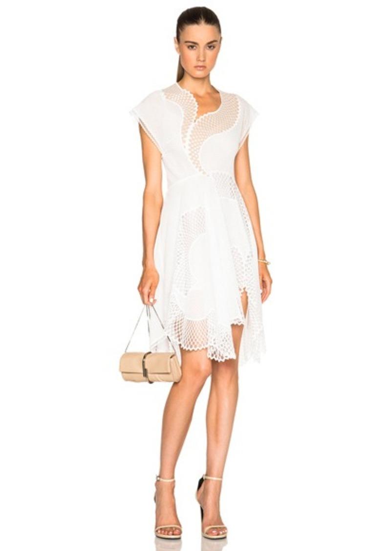 Stella McCartney Clotilde Mesh Dress
