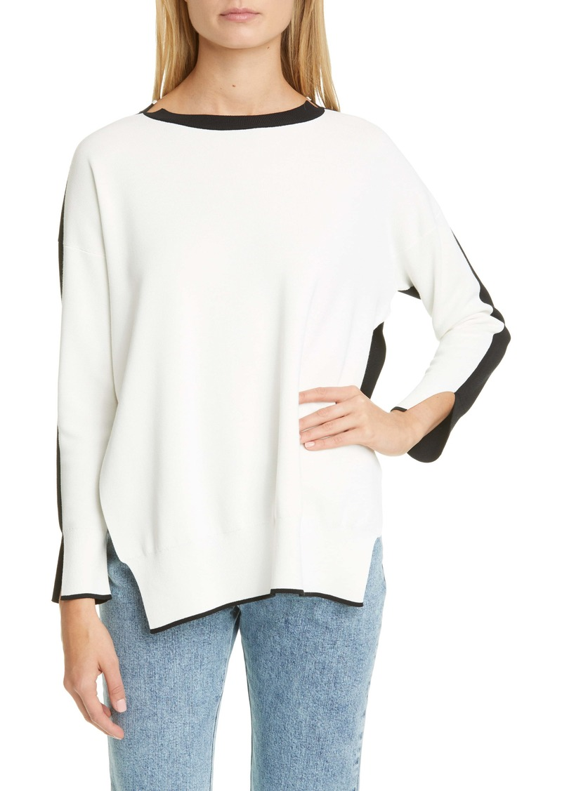 Stella McCartney Colorblock Sweater