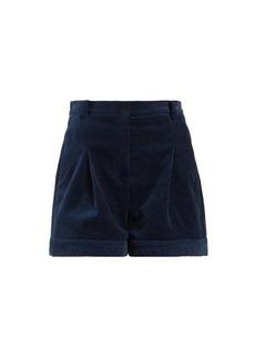 Stella McCartney Corduroy shorts