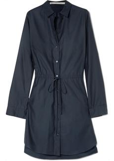 Stella McCartney Cotton-poplin shirt dress