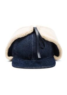Stella McCartney Denim Hat