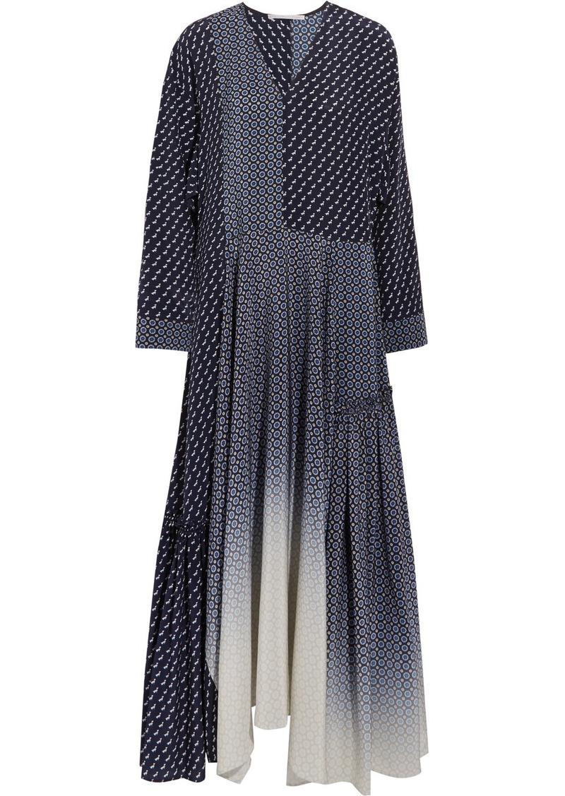 4fb10d09b Stella McCartney Stella McCartney Dominique oversized silk crepe de ...