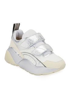 Stella McCartney Eclypse Metallic Grip Sneakers