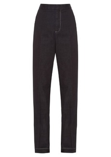 Stella McCartney Elmere organic-denim trousers