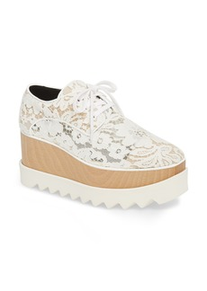 Stella McCartney Elyse Lace Oxford (Women)