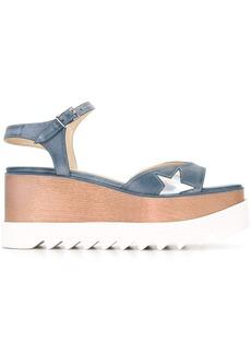 Stella McCartney Elyse sandals - Blue