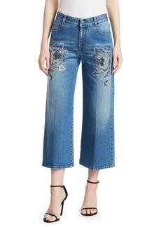 Stella McCartney Embellished Denim Jeans