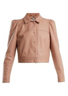 Stella McCartney Emmalee cropped jacket