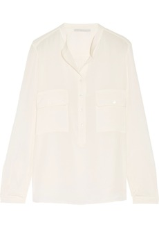 Stella McCartney Estelle silk crepe de chine blouse