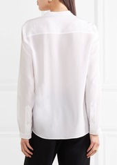 8957122eba330 Stella McCartney Stella McCartney Eva silk crepe de chine blouse ...