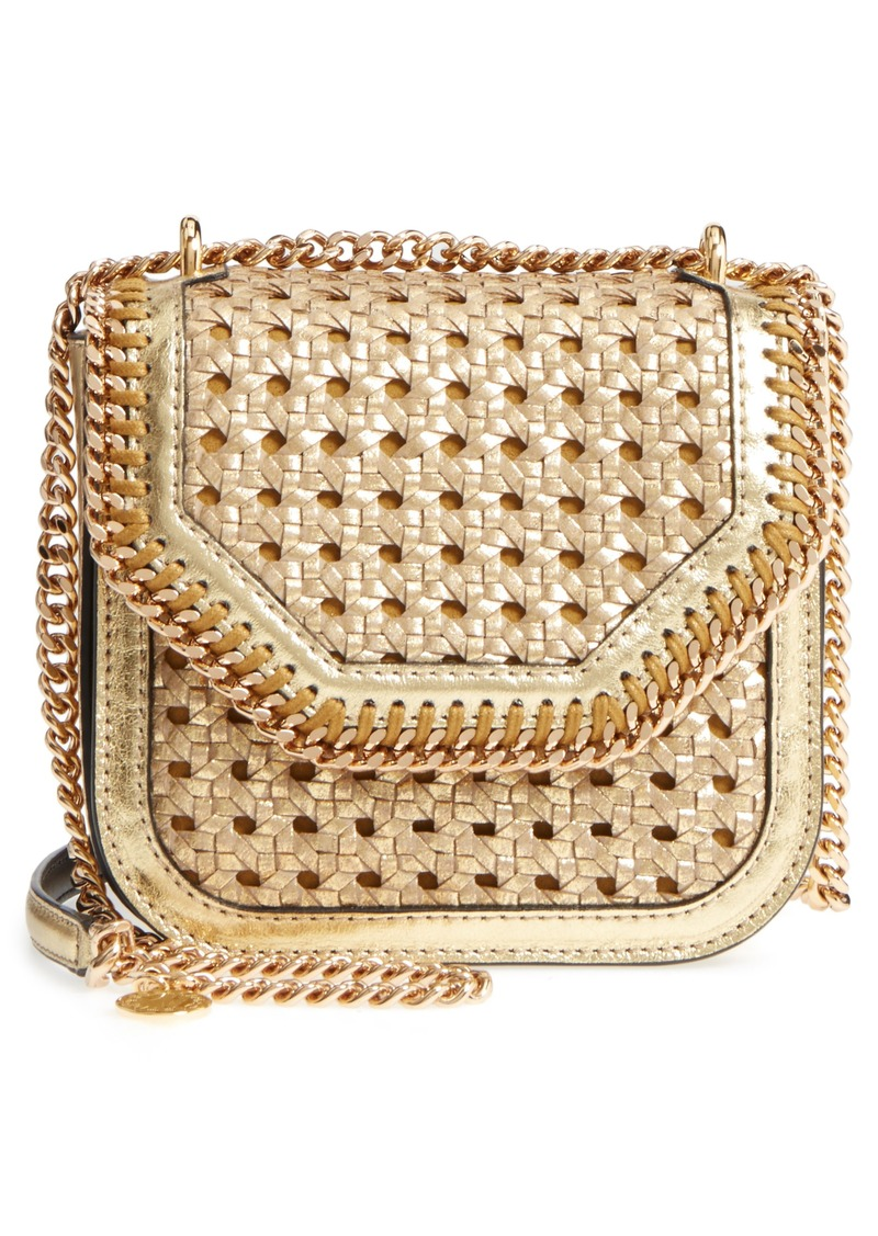 96024fdca5 On Sale today! Stella McCartney Stella McCartney Falabella Box Woven ...