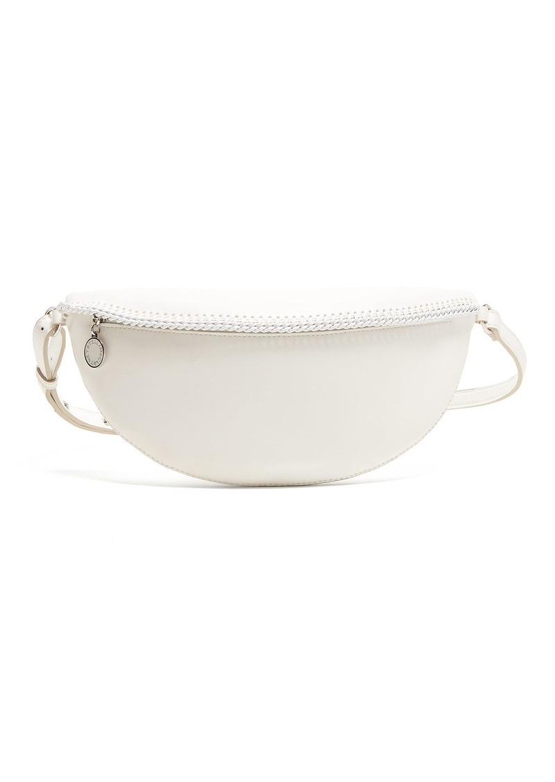 8db7c5f82d Stella McCartney Stella McCartney Falabella faux-leather belt bag ...