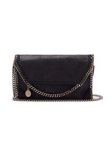 Stella McCartney Falabella faux-leather mini cross-body bag