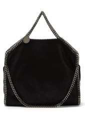 Stella mccartney stella mccartney falabella faux suede shoulder bag abvda592fe3 a
