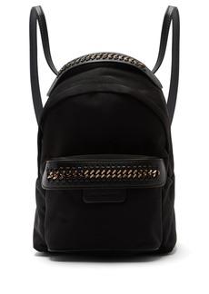 Stella McCartney Falabella Go mini nylon backpack