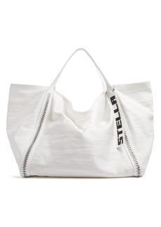 Stella McCartney Falabella Go oversized tote bag
