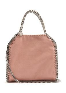 Stella McCartney Falabella mini faux suede cross-body bag