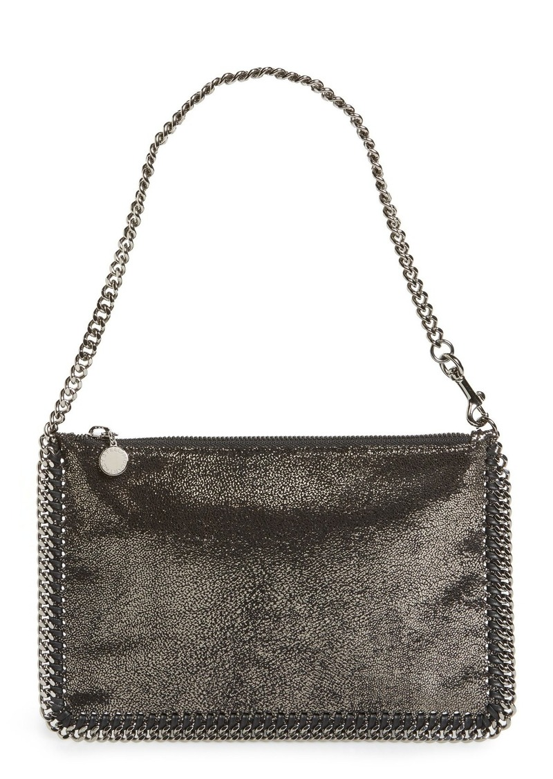 Stella McCartney 'Falabella' Pouch with Convertible Strap