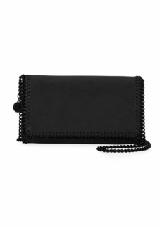 Stella McCartney Falabella Shaggy Deer Crossbody Clutch Bag