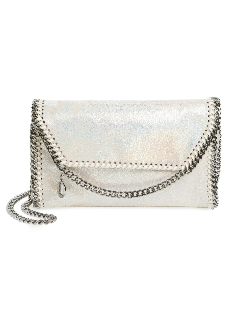 Stella McCartney Stella McCartney Falabella Shaggy Deer Faux Leather ... 5d24ff0fb3184