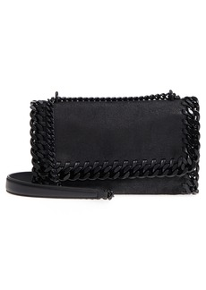 Stella McCartney Falabella Shaggy Deer Faux Leather Shoulder Bag