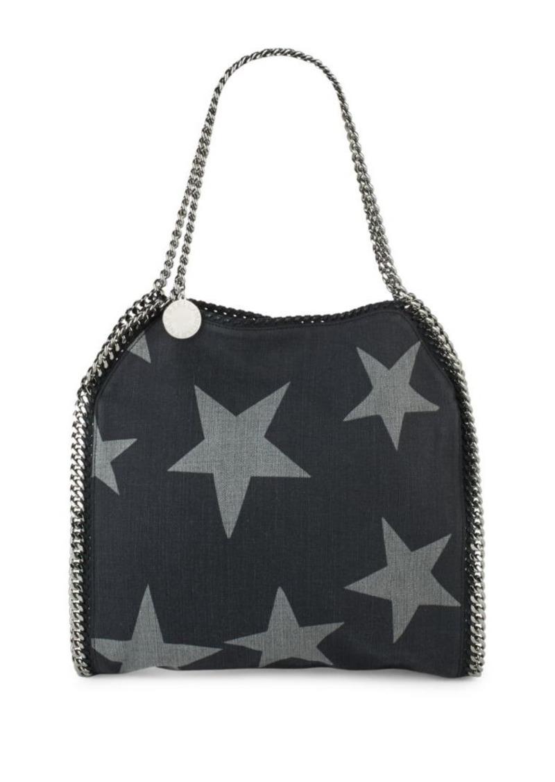 5f21b742636f Stella McCartney Stella McCartney Falabella Star Tote Bag