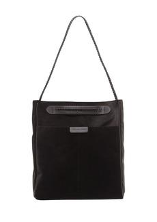 Stella McCartney Falabella Velvet Tote Bag