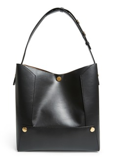 Stella McCartney Faux Leather Bucket Bag