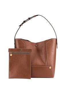 Stella McCartney Faux-Leather Bucket Bag