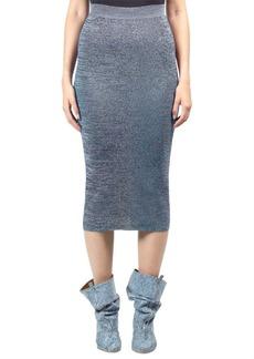 Stella McCartney Fit Knit Flare Pencil Skirt