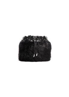 Stella McCartney Fur Bucket