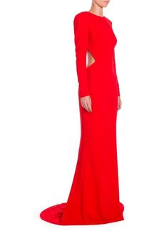 Gisele Cut-Out Gown