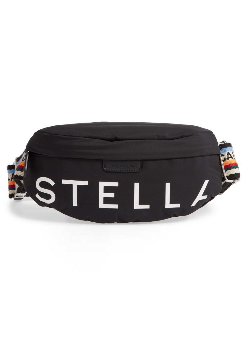 Stella McCartney Go Eco Padded Belt Bag